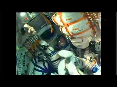 ISS Expedition 40 Soyuz TMA-13M Launch