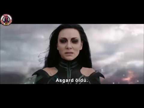 Thor: Ragnarok - Tan?t?m Fragman? | Türkçe Altyaz?l?