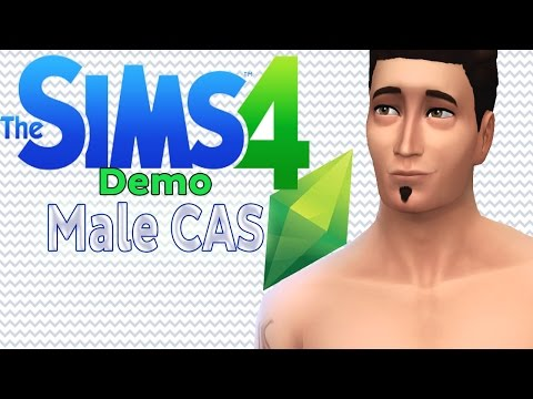 The Sims 4 Male CAS Showcase + First Impressions w/Lifesimmer