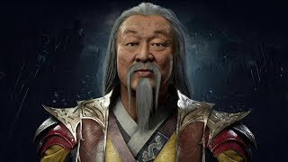 The Full Story of Shang Tsung - Before You Play Mortal Kombat 11