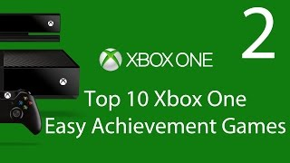 Top 10 Xbox One Easy Achievement Games 2