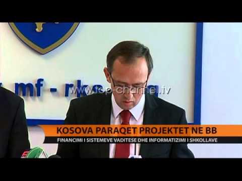 Kosova i paraqet projektet në BB - Top Channel Albania - News - Lajme