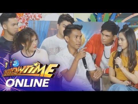 It's Showtime Online: Aljun Alborme says he didn't expect to be in TNT