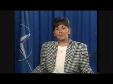 Liudmila  Stanoeva -Brussels,NATO HQ
