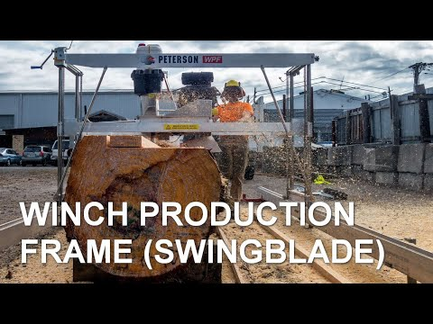 Peterson Winch Production Frame Promotional Video