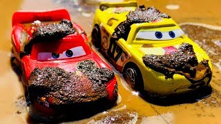 Coches de Carreras para Niños - Race Cars & Sports Car Race for Children - Toy Cars for Kids