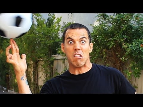 AVERAGE MAN VS. STEVE-O