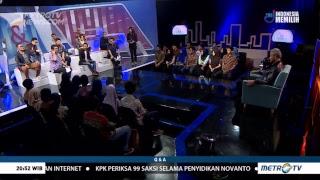 Download Lagu Saksikan Q & A - Politik & Pencitraan bersama Ganjar Pranowo Gratis STAFABAND
