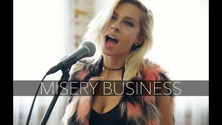 Download Lagu Paramore - Misery Business (Andie Case Cover) Gratis STAFABAND