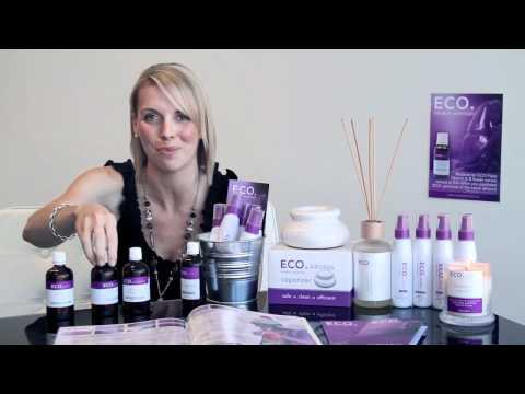 ECO.Body - Massage oils