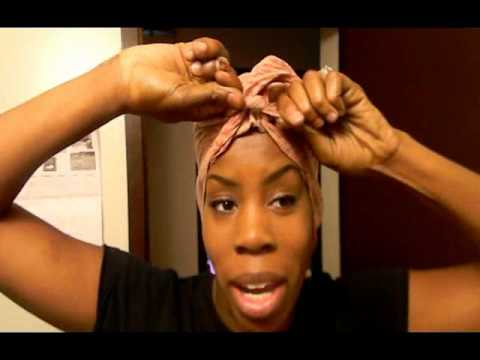 How I Mold my Hair for a Quick Weave