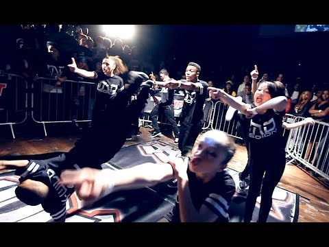 CREW DANCE: IMD Legion vs Urban Future - Crew Dance Battle - The Jump Off 2014