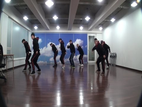 TVXQ! _Humanoids_Dance Practice (  )