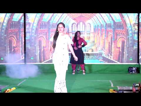 Fashion Designing Student | Fashion Show | National Handloom Day