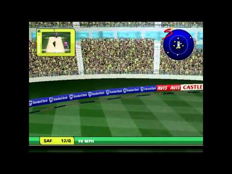 Moses Mabhida { DURBAN } stadium For EA Sports Cricket 2007