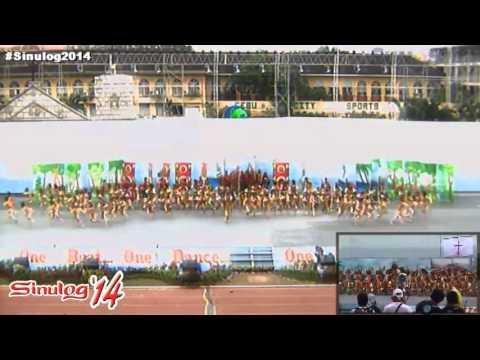 AMACC Cebu Sinulog Festival 2014