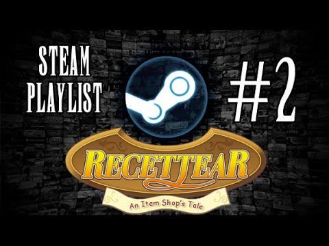 Steam Playlist - Recettear: An Item Shop's Tale P2 (Days 4-6)