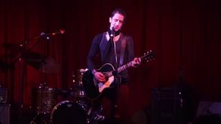 """Jimmy Gnecco """"Places"""" live at The Hotel Cafe 1/29/16."""