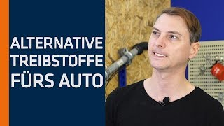 Alternative Treibstoffe fürs Auto