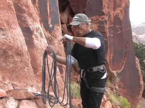 Jay Smith Climber Jay Smith Pack Coiling Rope