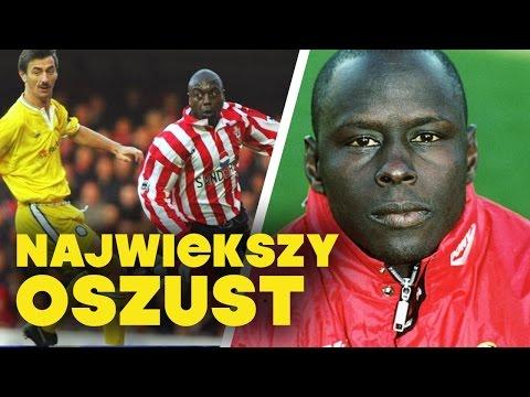 Największy Oszust W Historii Piłki Nożnej - Ali Dia