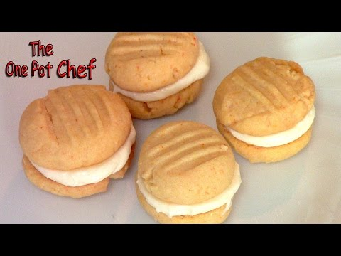 Lemon Cheesecake Cookies – RECIPE