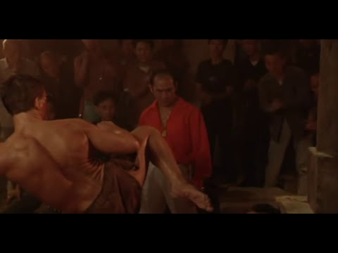 Jean-Claude Van Damme (Kickboxer) Pelea final Final Fight Spanish - Español