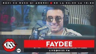 download musica Faydee Live la Kiss Fm - Razi cu Rusu si Andrei