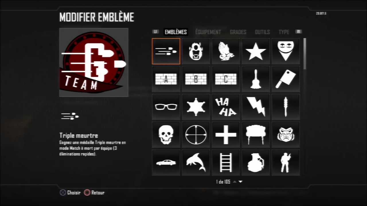 Tuto]embleme Pour Team Black