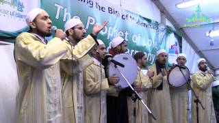 Al Musafirun - Mawlid In the Park 2014