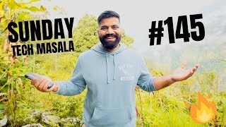 #145 Sunday Tech Masala - Somewhere in Sikkim #BoloGuruji 🔥🔥🔥