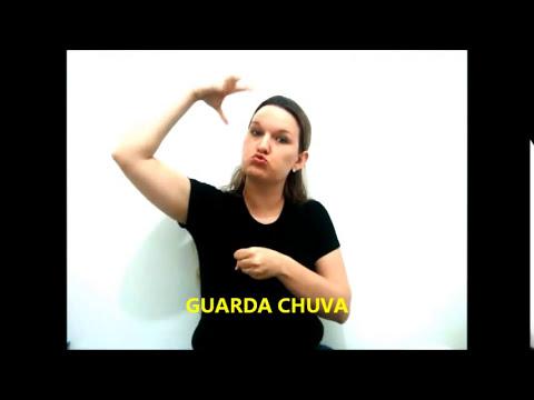 CURSO DE LIBRAS - VESTUARIO E ACESSORIOS