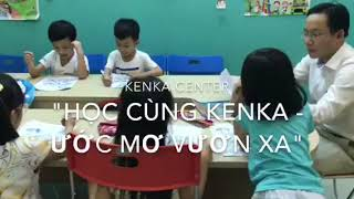 KENKA CENTER - Toán thông minh cho bé từ 4 đến 6 tuổi