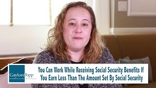 Can You Work While Receiving Social Security Disability? – NJ Attorney Tanya Phillips explains