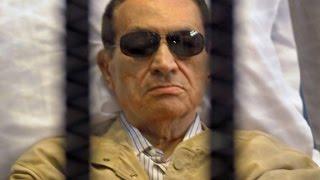 Timeline of Mubarak