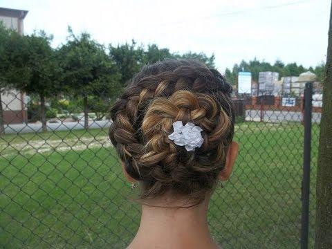 Fryzury Pazury - Holenderski Kwiat