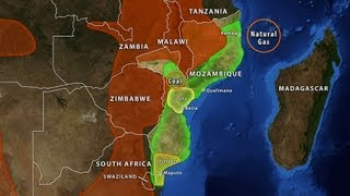Mozambique's Geographic Challenge