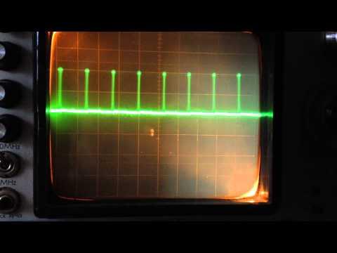 Исследование TL494 ч2 интересный эффект