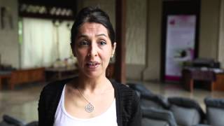 Embracing Life! Retreat Testimonial - Vani