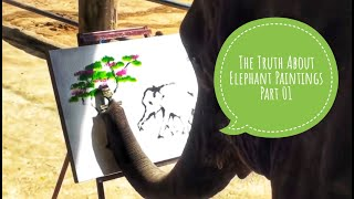 The Truth About Elephant Paintings Part 1