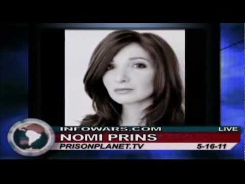 Nomi Prins: FED Robs Pension Funds With 4 Trillion Sitting In Coffer