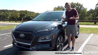 Review: 2018 Hyundai Kona Ultimate AWD