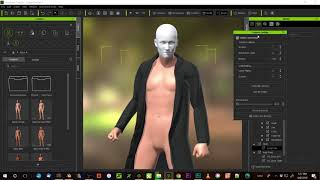 Five Minute Daz Clothing to Character Creator Tutorial