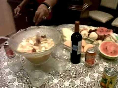 Como hacer un coctel con receta casera