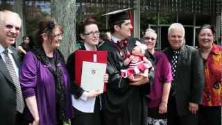 Harvard Commencement 2012: My Journey through Harvard Extension School