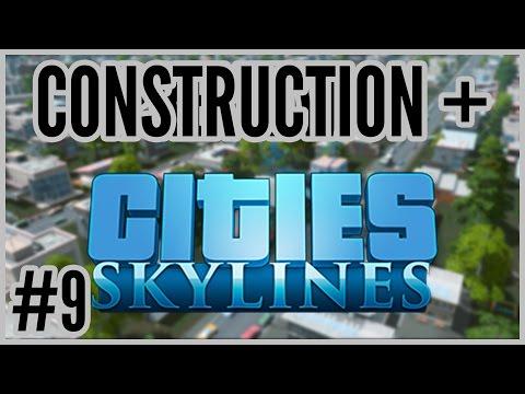 DOCKZ! = Construction + Cities: Skylines #9