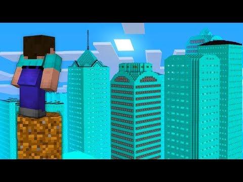НУБ НАШЕЛ ГОРОД из АЛМАЗОВ В Майнкрафте! Minecraft Мультики Майнкрафт троллинг Нуб и Про