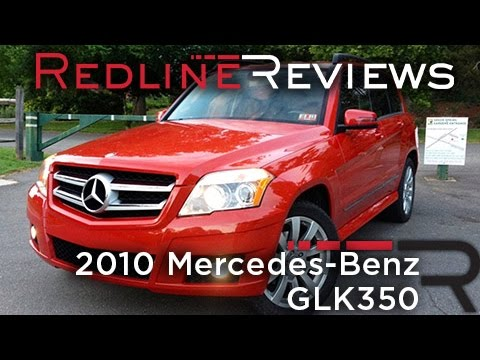2010 Mercedes-Benz GLK350 Review. Walkaround. Exhaust. & Test Drive