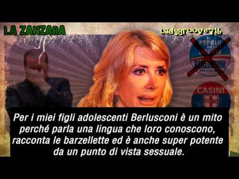 """G.Carlucci: """"Il PDL mi ha sfrattato dal mio ufficio per darlo a Scilipoti""""  (17/11/'11)"""