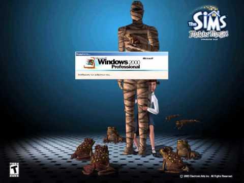 Песни дворовые - Windows 2000